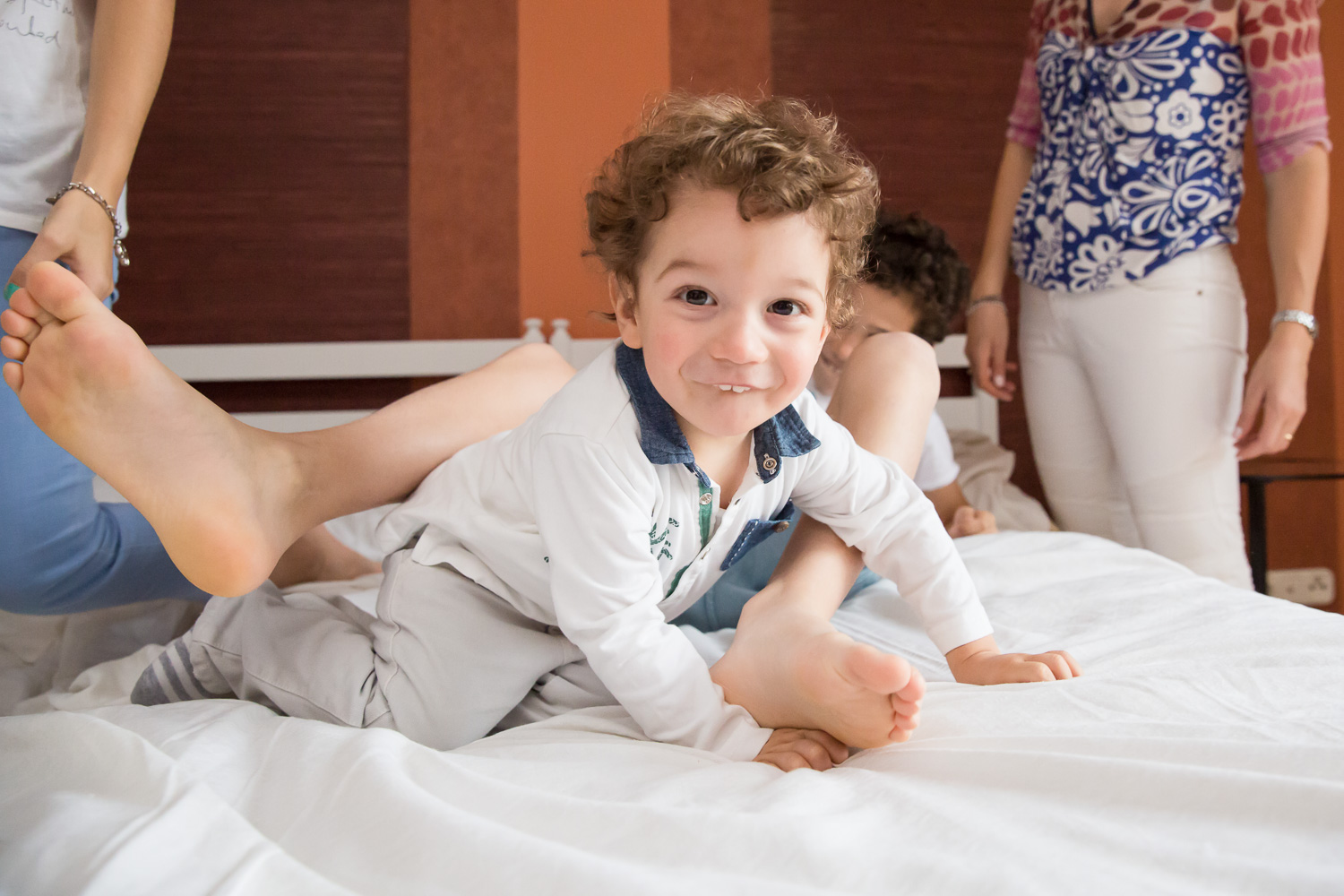 Toddler Playing in Parents Bed.jpg