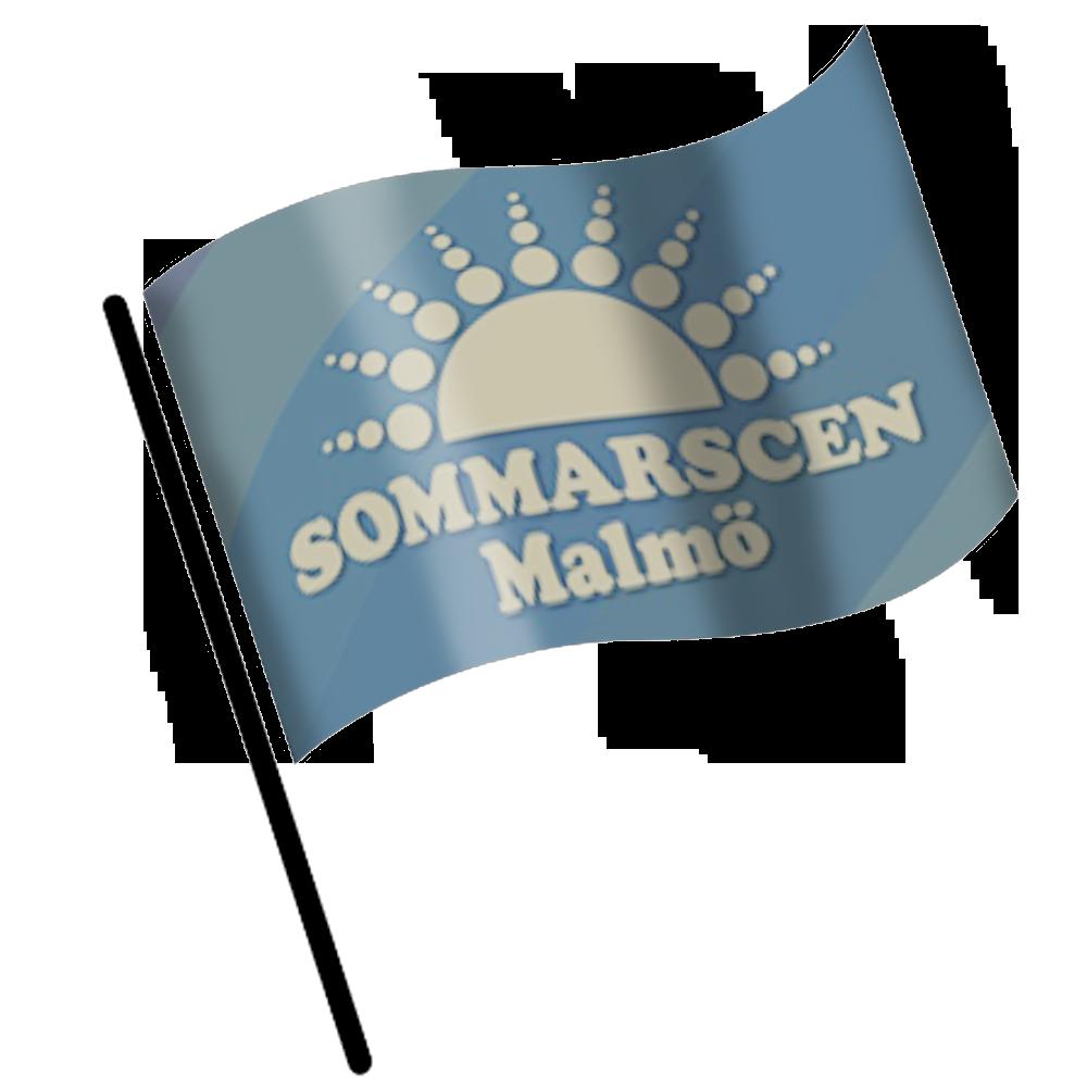 Sommarscen Malmö(Sweden) - 5,000 attendees