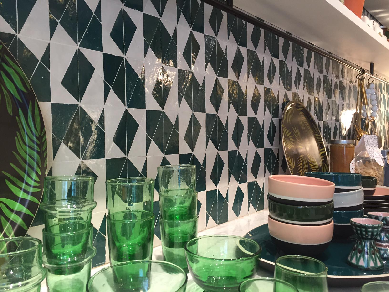 Maison Sarah Lavoine - Paris XVI  https://www.maisonsarahlavoine.com/en/projet-shop-maison-sarah-lavoine-paris-16-eme-16.php