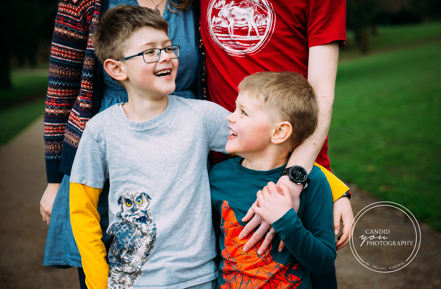 Harborne sibling boys brothers enjoying laughing giggling autistic