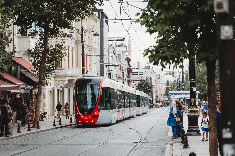 istanbul signature tram