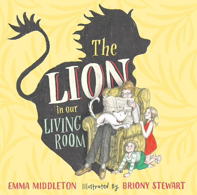Lion in our living room by Emma Middleton.jpg