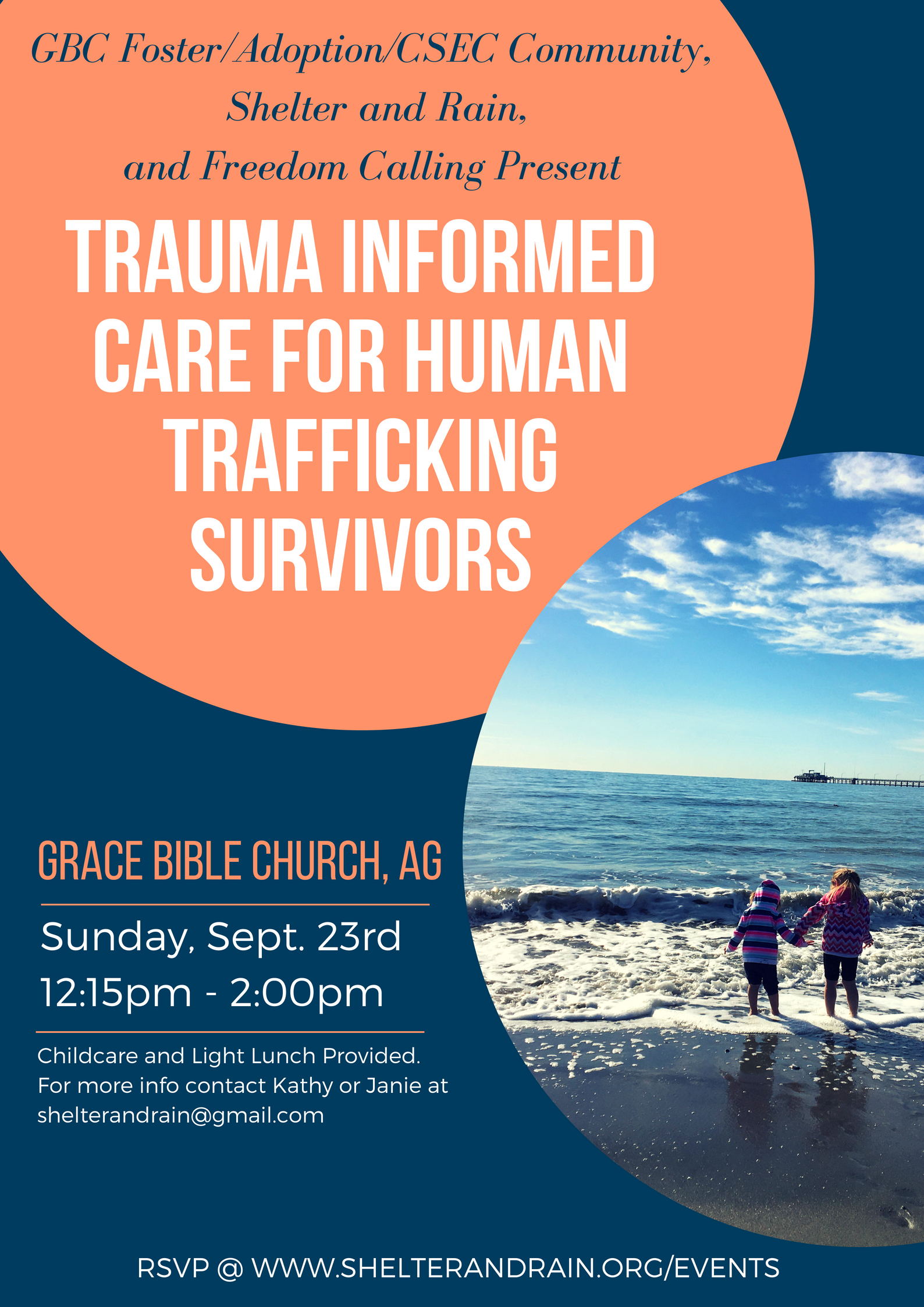 Trauma Informed Care for Human Trafficking Survivors
