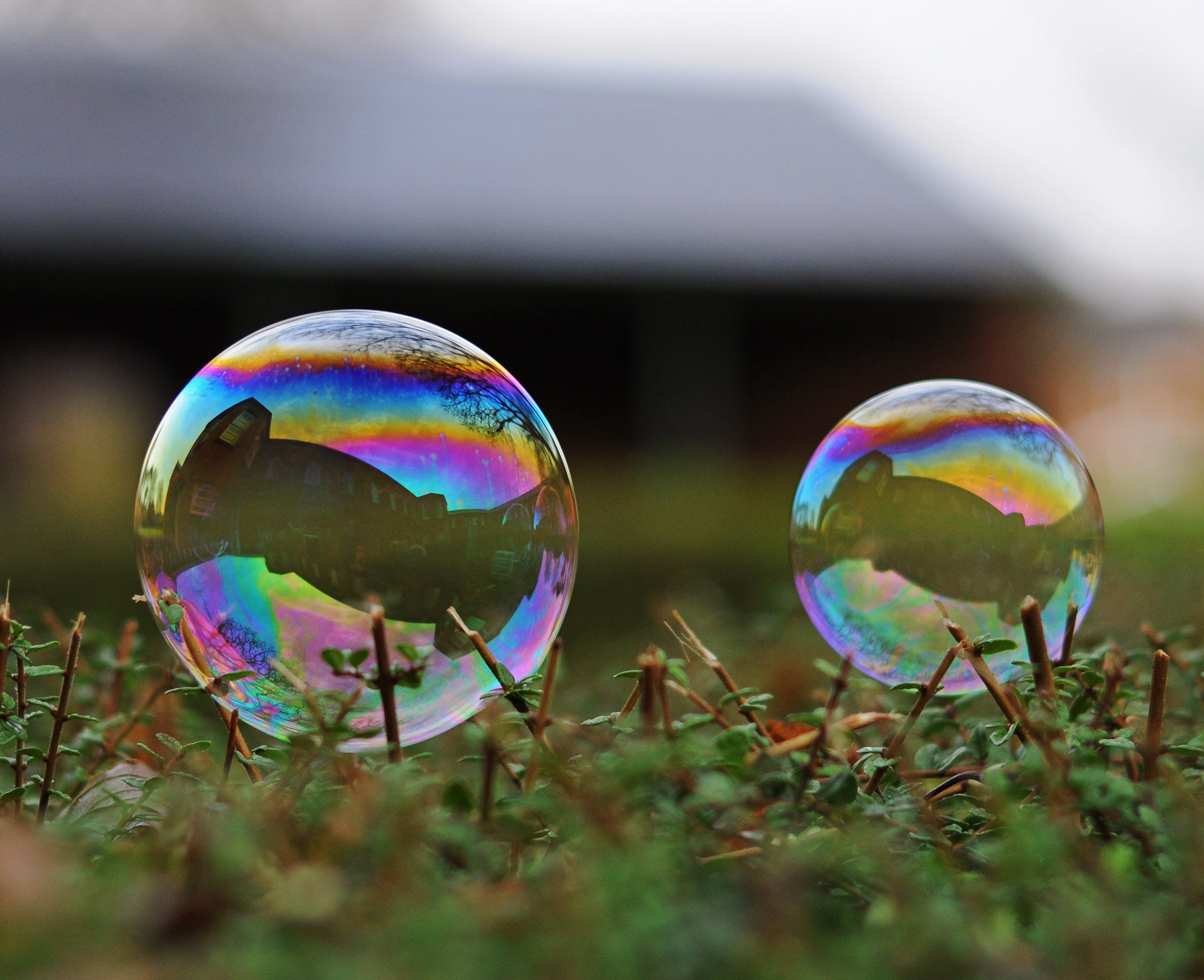 Bubbles and metaphors EMC2 Blog