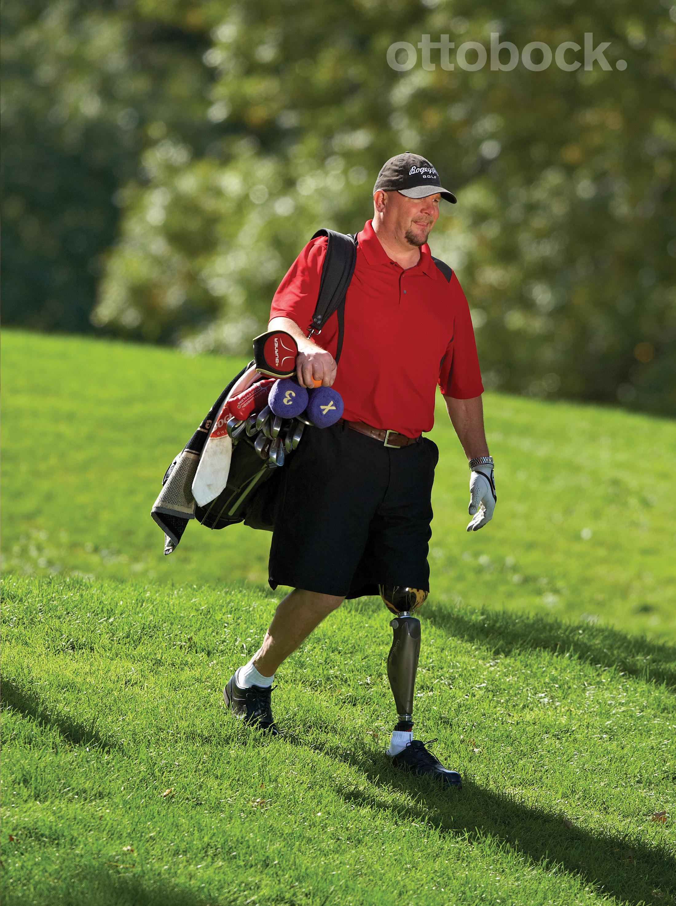 Ottobock C-Leg knee