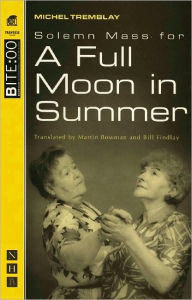 ► A FULL MOON IN SUMMER