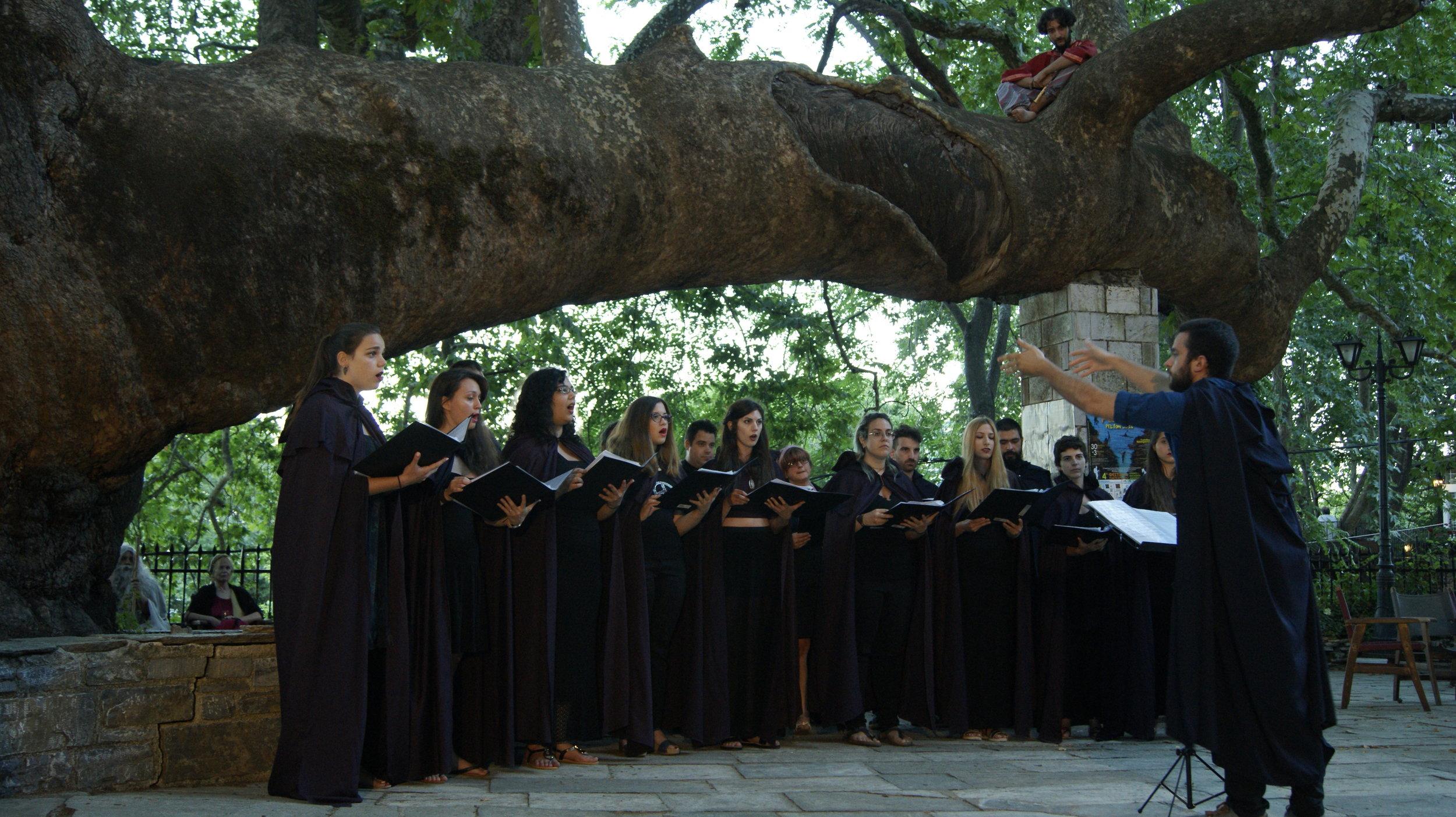 Fantasy Choir - Photography:Chris Tesseris