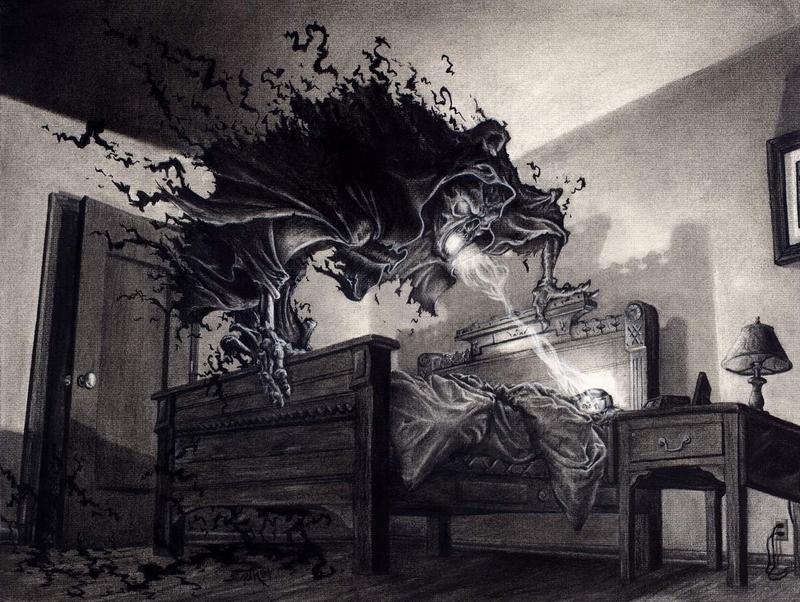 Art by Paul Bielaczyc