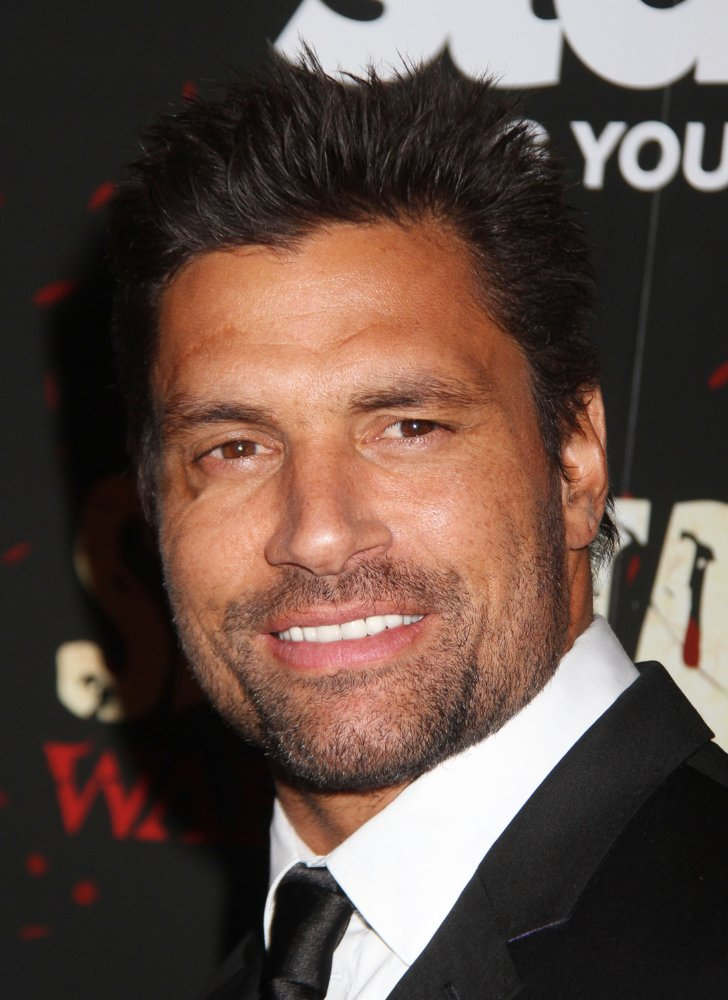 Manu Bennett, Spartacus: War Of The Damned, Premiere@Moma, New York, photo source Imdb
