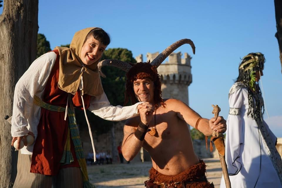 11ο Μεσαιωνικό Φεστιβάλ 201 - Φωτό: Έφη Καστελλορίου