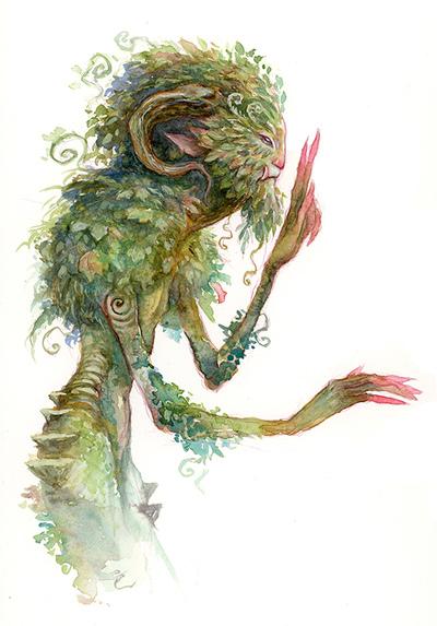 Art by Iris Compiet