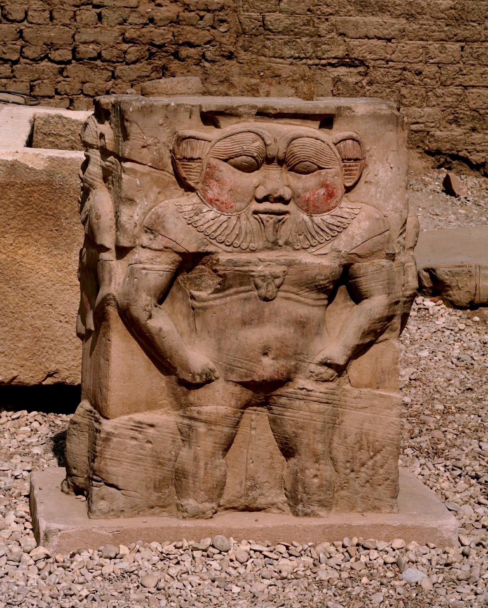 Bes -Dendera Temple Complex