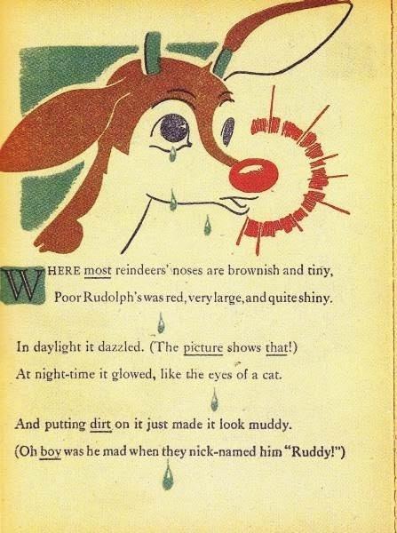 Denver Gillen / Rudolph the Red Nosed Reindeer