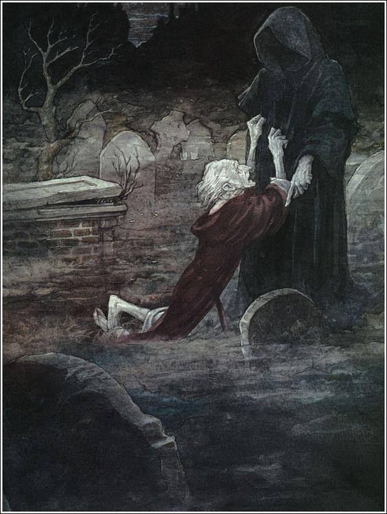 Art by P.J. Lynch