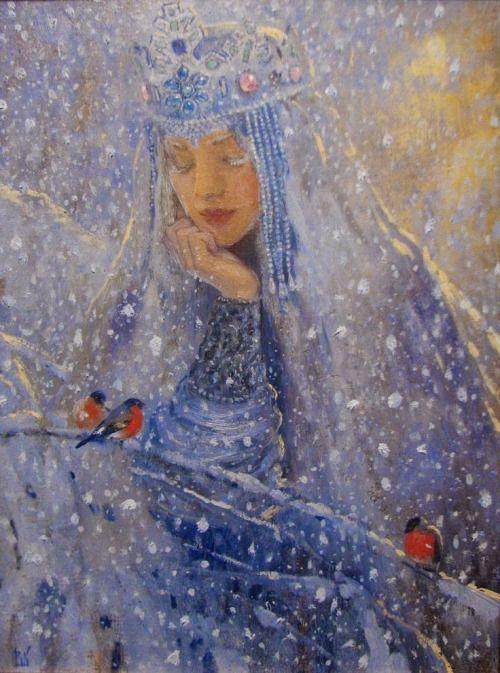 """Art by """"Winter"""" by Vladimir Kireev"""
