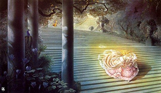 Art by Kinuko Y. Craft