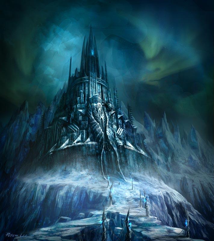 Art by http://wowwiki.wikia.com/wiki/Icecrown