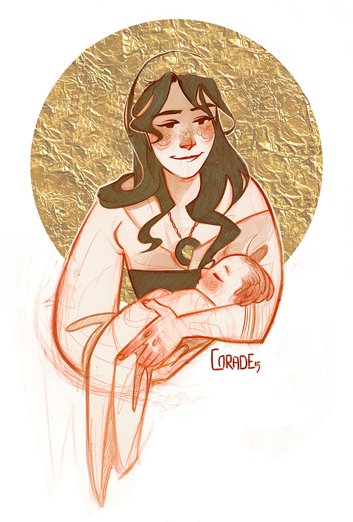Art by Celia Rodríguez
