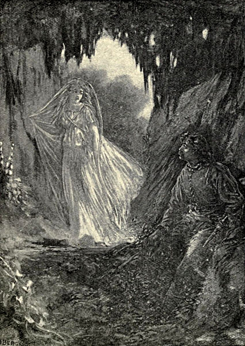 Lilith - Art by John Bell