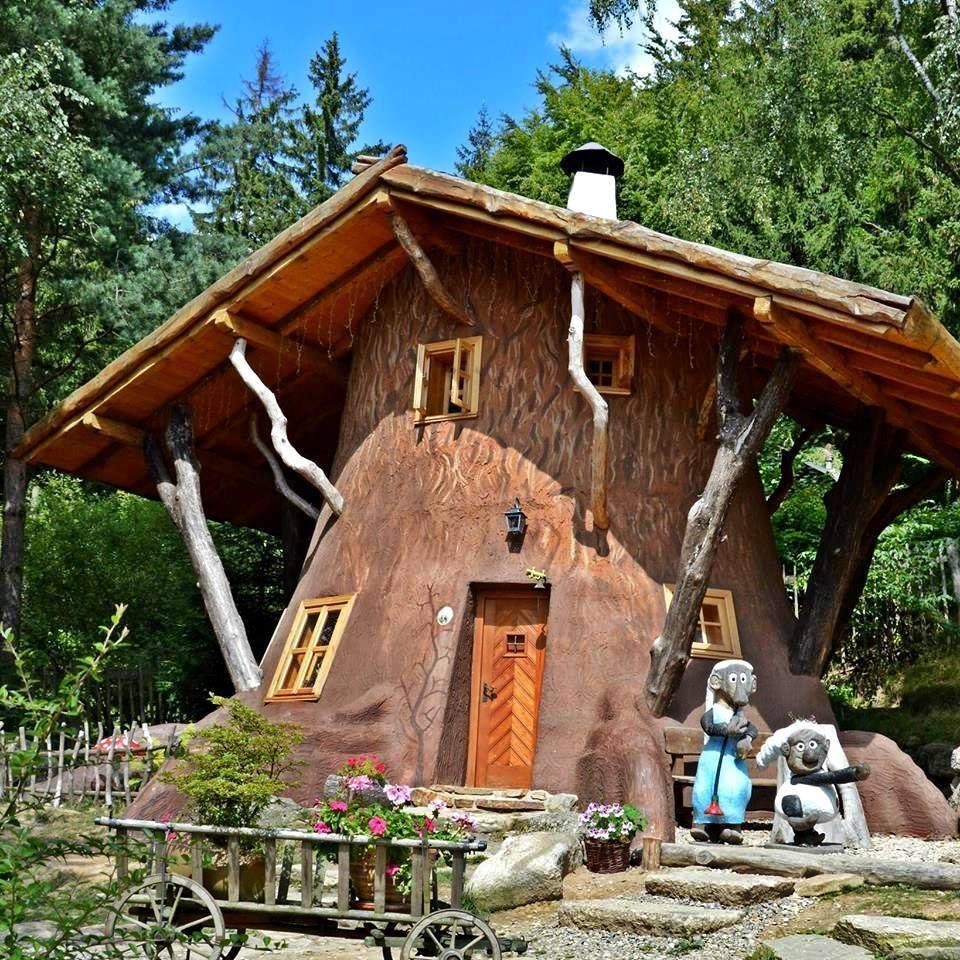Podlesí Hotel and the Fairytale Village of Podlesíčko