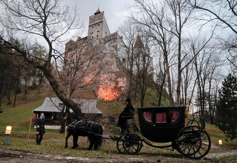Dracula's Castle   -  Photo credits: Vadim Ghirda, Associated Press