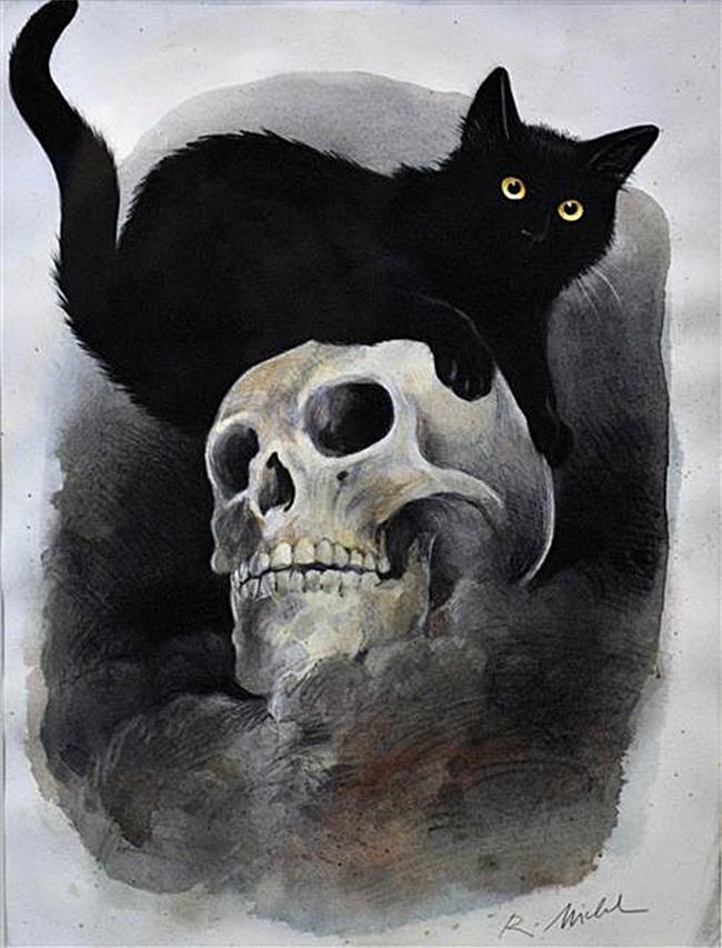 Art by Reinhard Michl