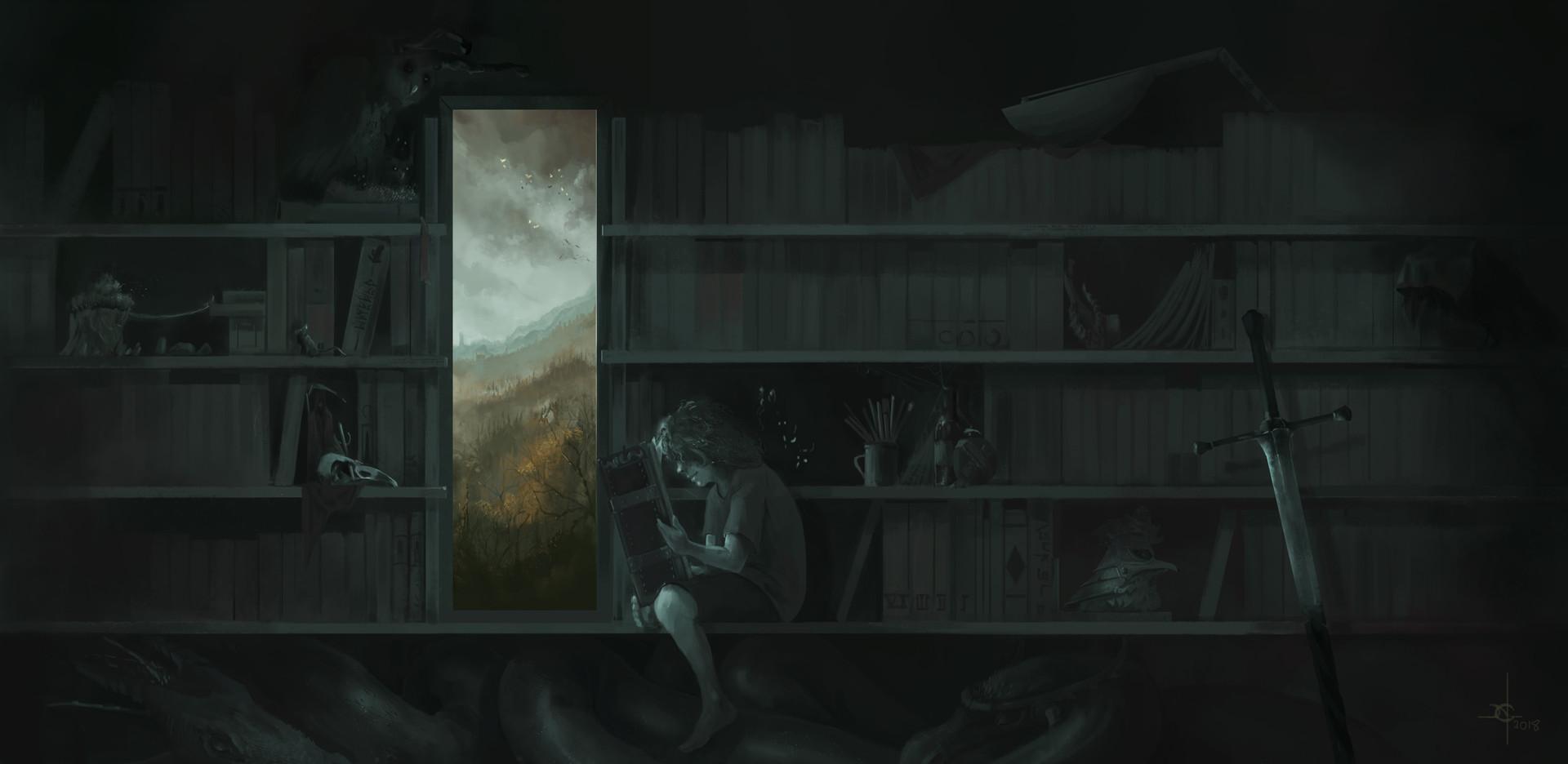 Εικονογράφηση: Νίκος Γαϊτανόπουλος