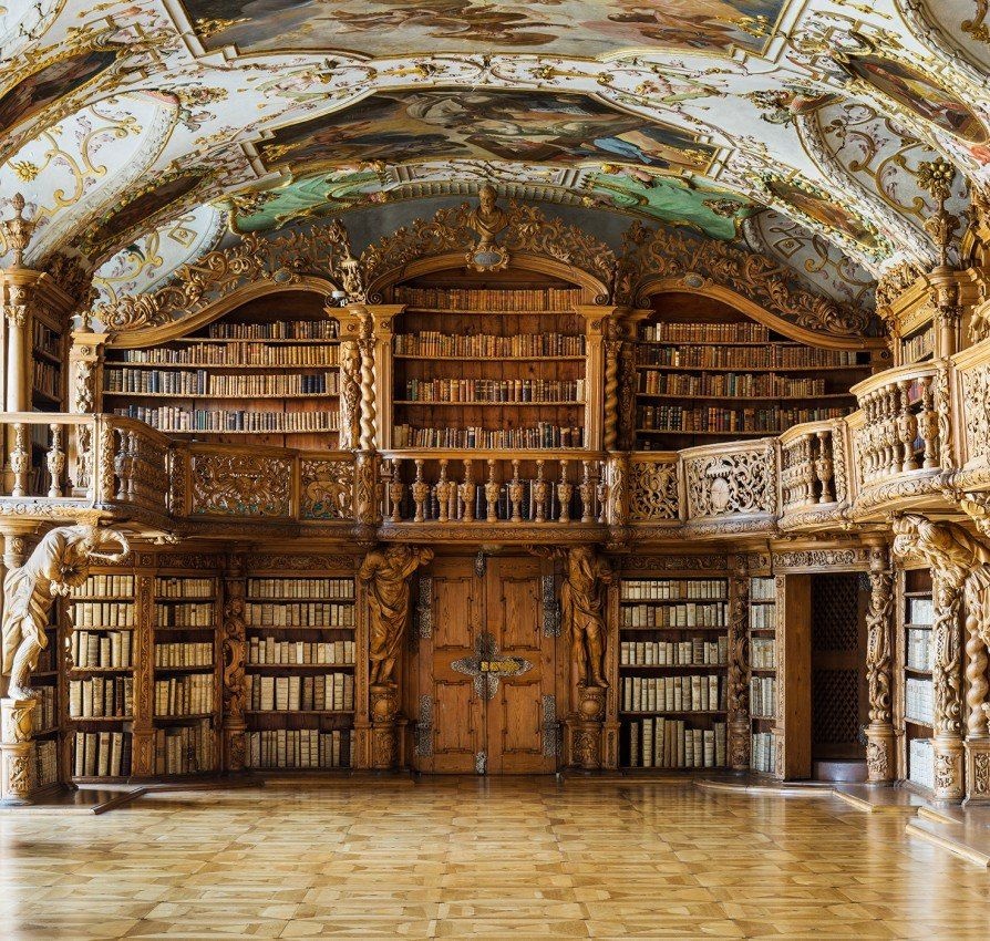 Library of the Cistercian nuns of Waldsassen