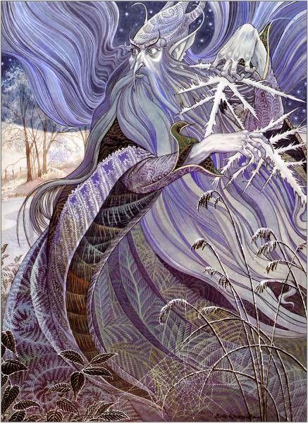 Art by Eric Kincaid