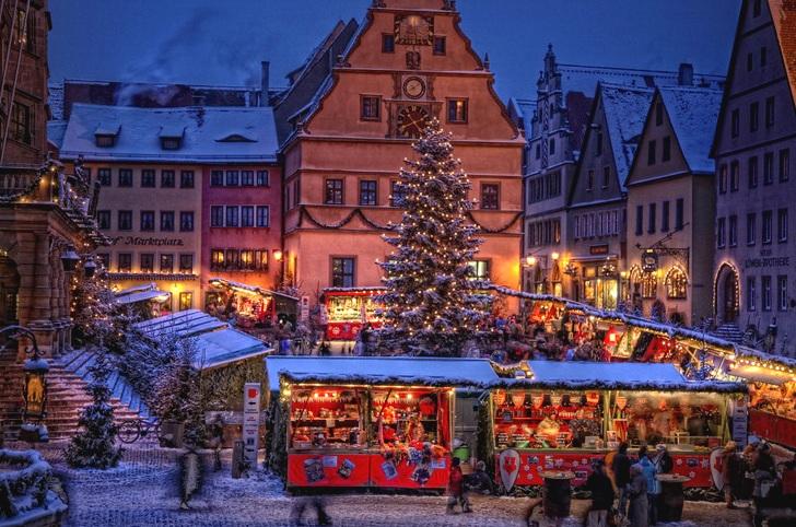 The Reiterlesmarkt of Rothenburg ob der Tauber-Rothenburg, Γερμανία, photo source    here