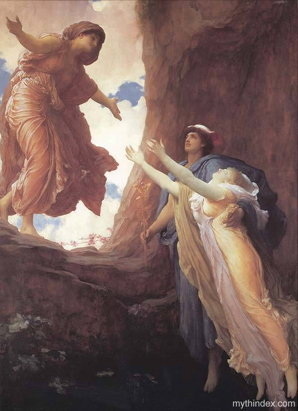 Art by Lord Frederick Leighton
