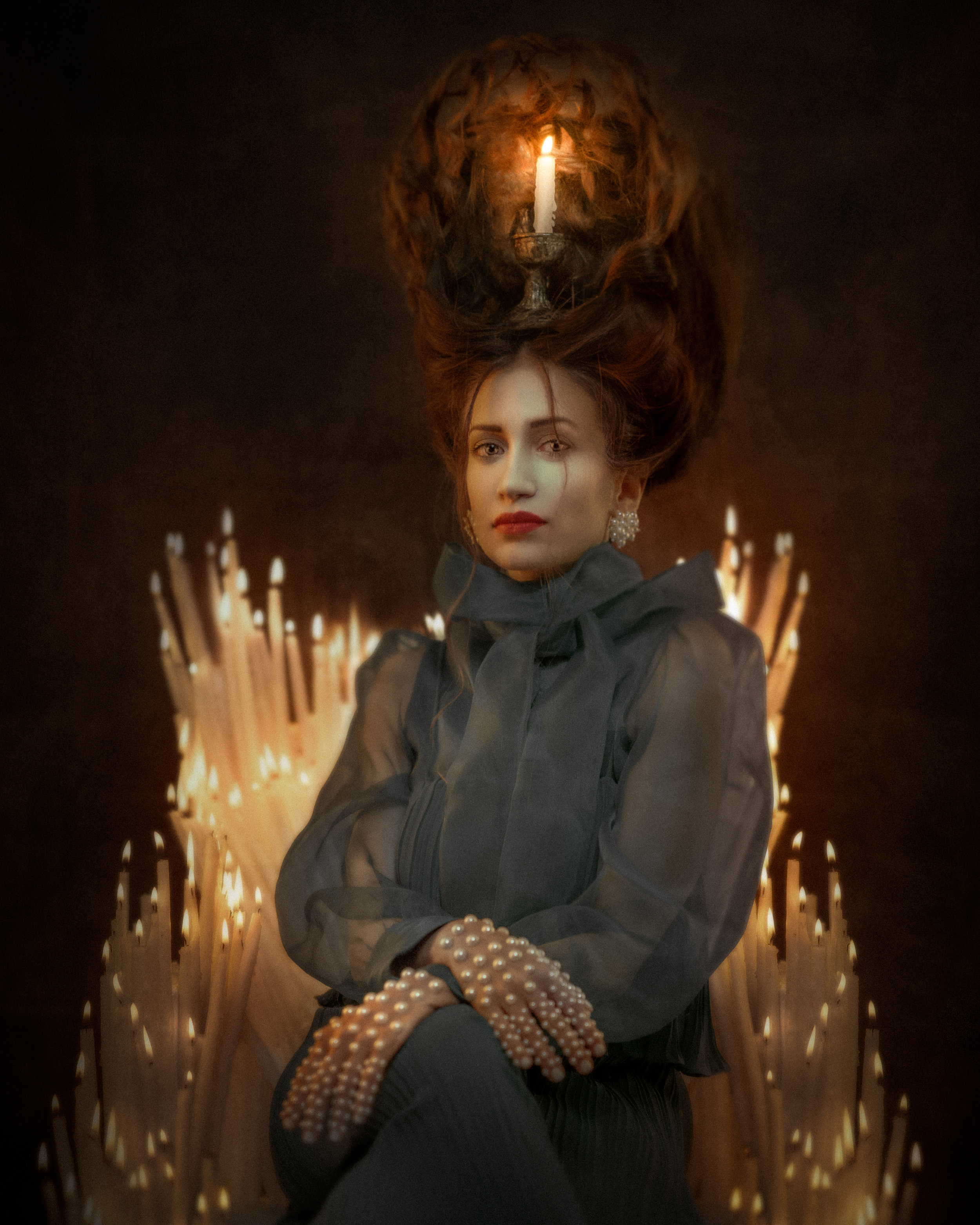 Φωτογραφία: Κωνσταντίνος Λέπουρης, Hair & Make Up: Τόνια Κοφινά, Styling: Ιωάννα Τσαπουκλή
