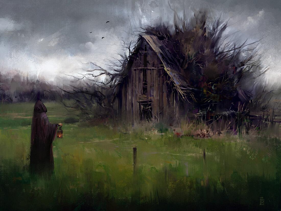 Art by    https://www.behance.net/reza-afshar