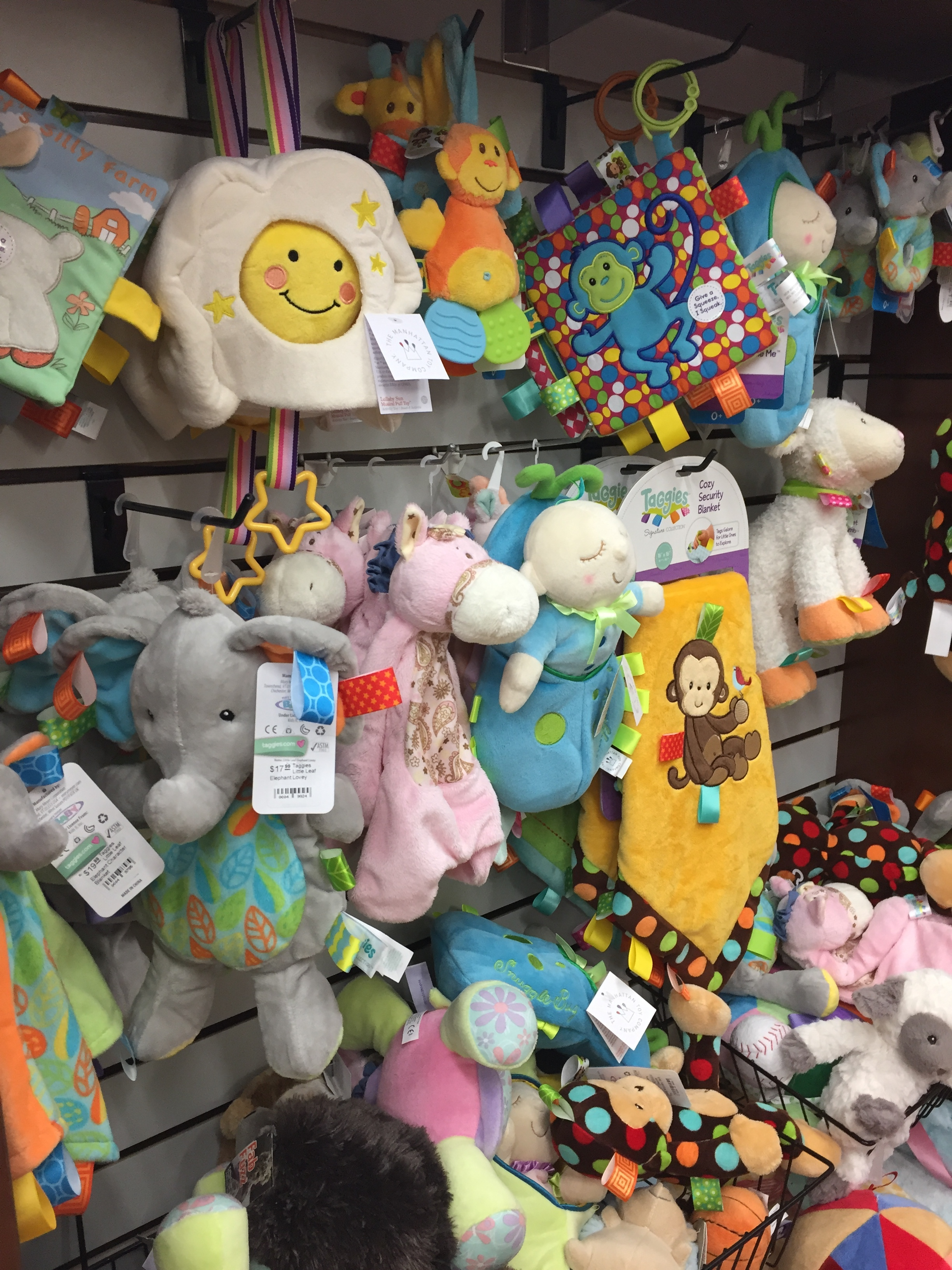 Main Street Toys in Downtown Hamilton
