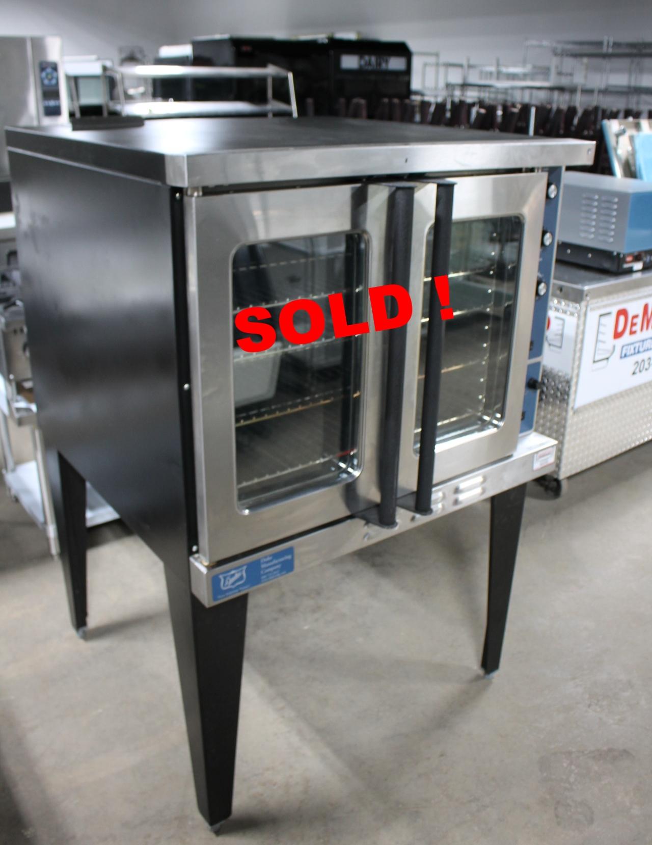 DUKE-E101-CONVECTION OVEN-$1900