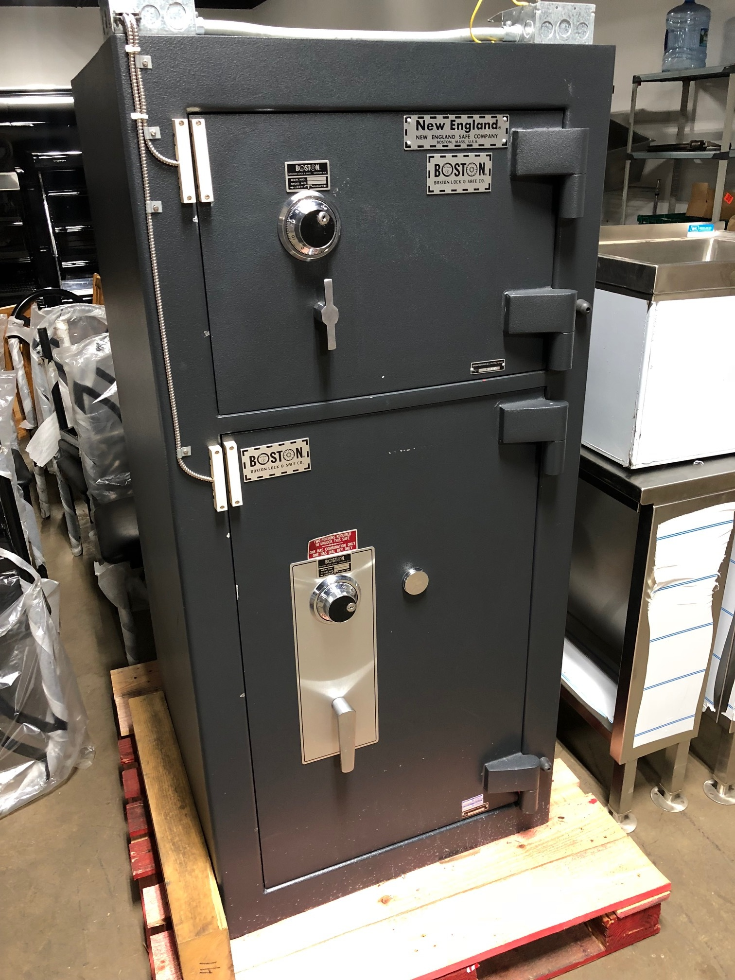 New England Safe Co-$4,900.00