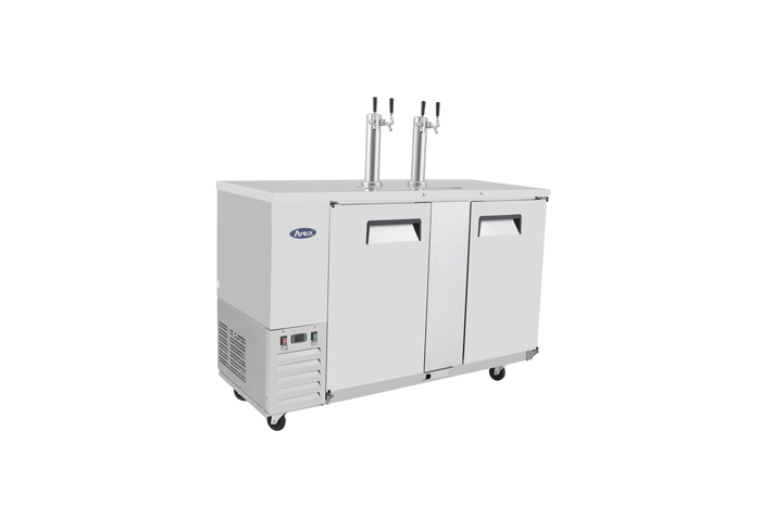 (NEW) Atosa MKC58(Beer Cooler)- Please call for availability