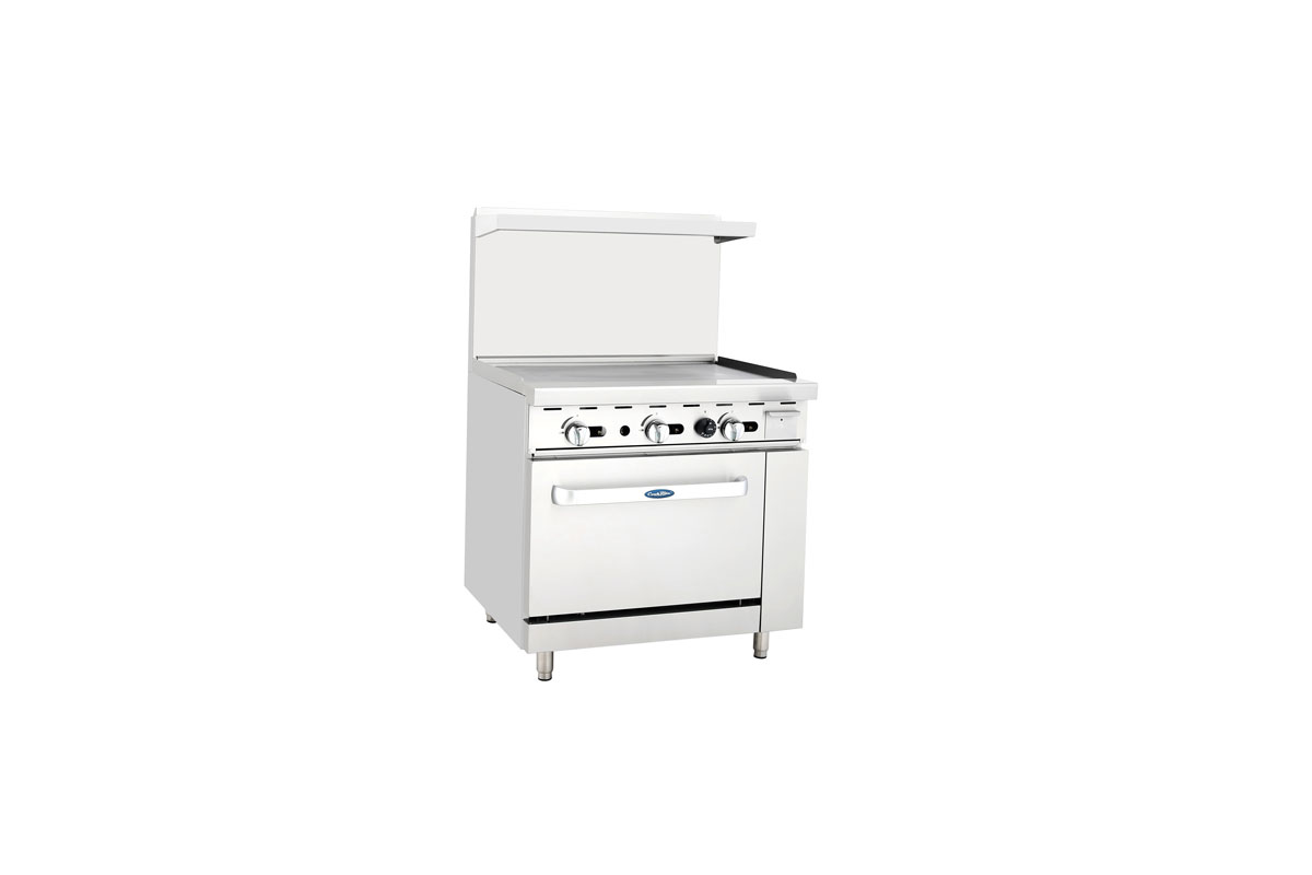 "(New) ATO-36G(36"" Griddle w/ Oven)-Please Call"