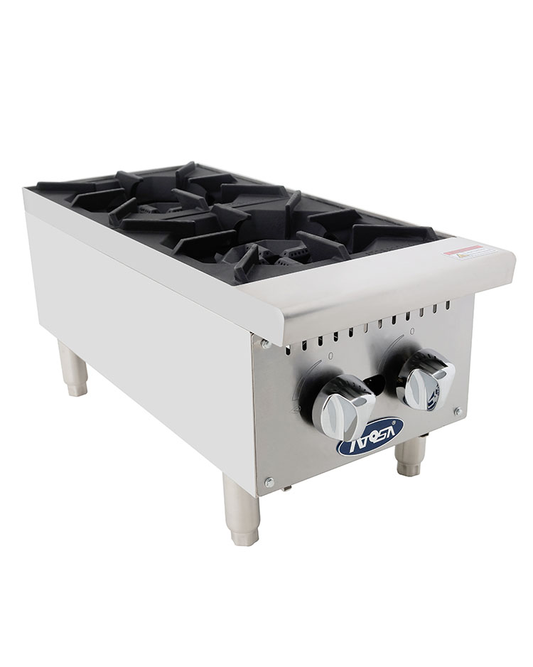ATHP-12-2 (2 Burner Hotplate)- Please Call
