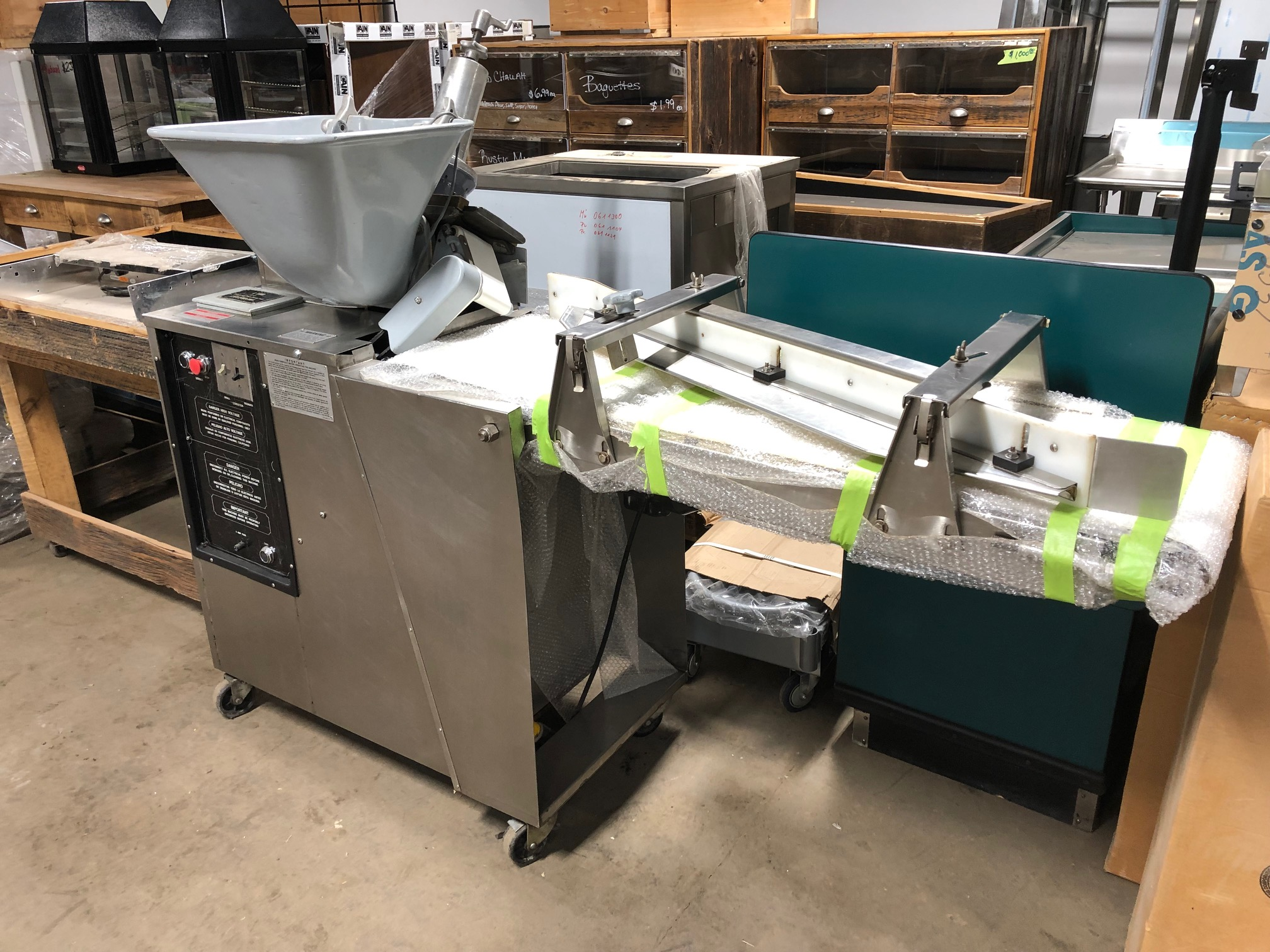 Scale-O-Matic S-400- $9,500.00
