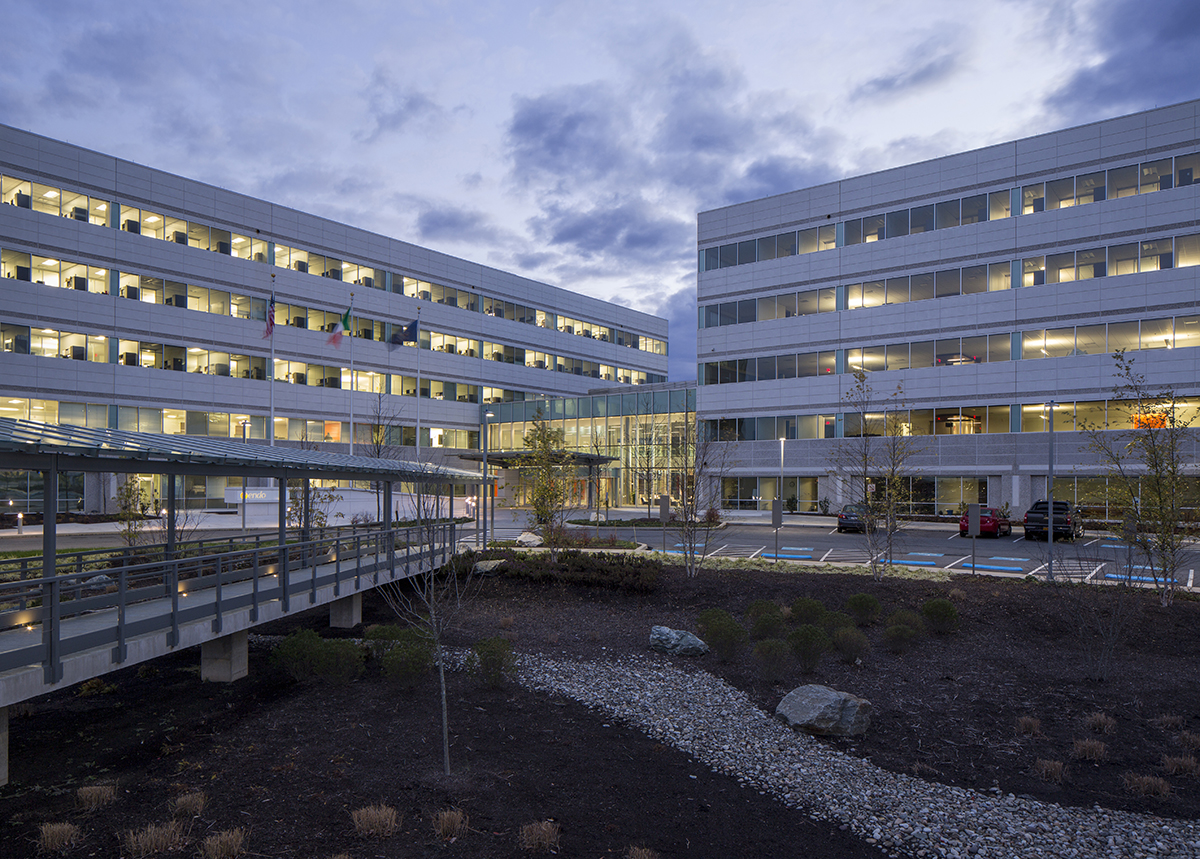 Endo Health Solutions  LEED-NC Silver (New Construction)