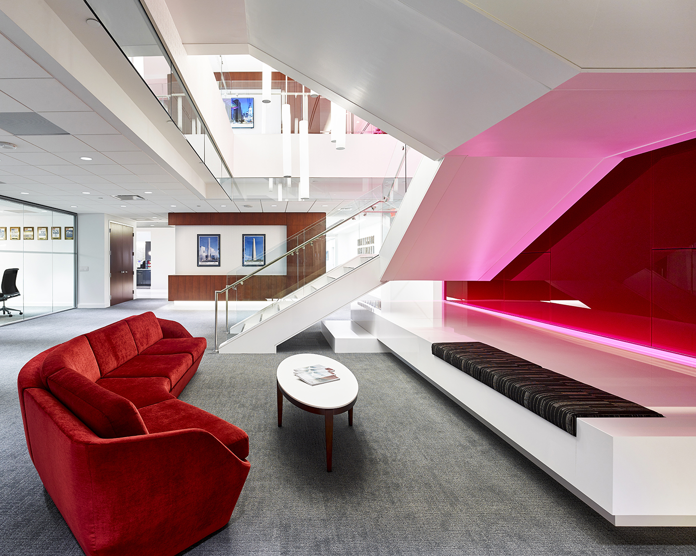 Hill International  LEED-CI Certified (Commercial Interiors)