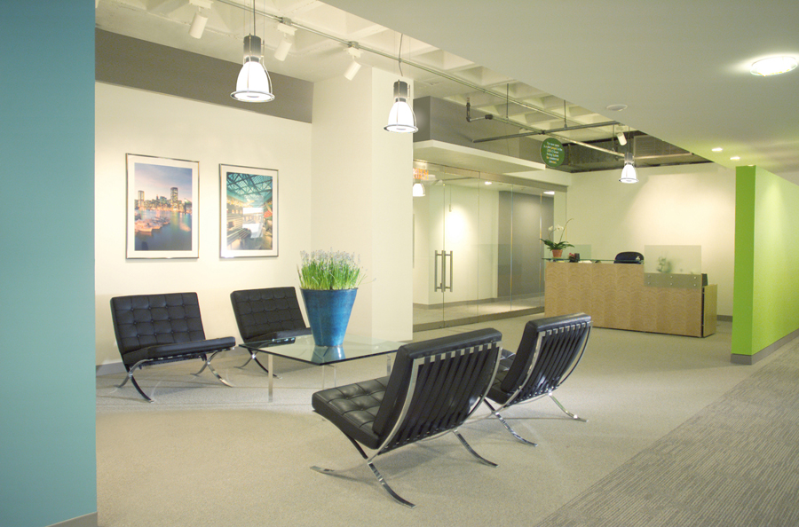 Wallace Roberts & Todd  LEED-CI Gold (Commercial Interiors)