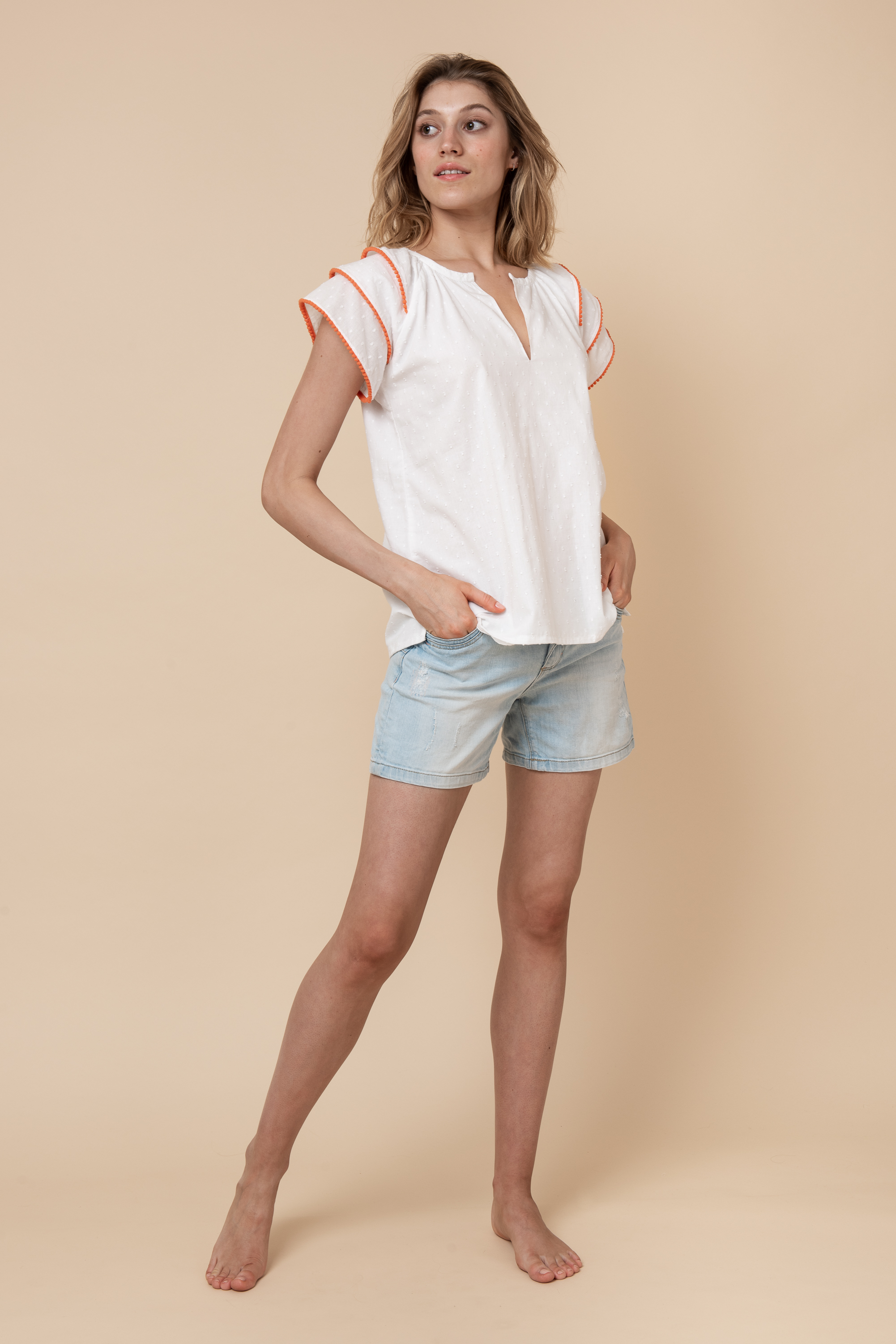 THE SCOUT The perfect summer top and promises to deliver so much more than a t-shirt.