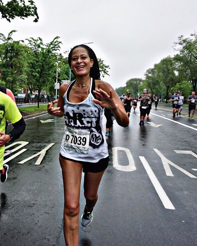 """When I first started running and training I struggled to pace myself. Spring does most of the work, tricking me with the beats of my favorite songs to run my ideal cadence. It's like a fun hype coach running with you."" 🏃‍♀️ Congrats to @abril413 on this weekend's 5th Annual #harlem1miler 🎉 · · · · · #picoftheday #photooftheday #loveyourself #goals #instagood #liveauthentic #inspirationalquotes #motivate #makeithappen #fitness #instamood #goodvibes #mindfulness #positivevibes #passion #fathersday #inspirational #motivational #music #beats #springmoves #springapp #musicapp #fitnessmusic #musicplaylist #runner"