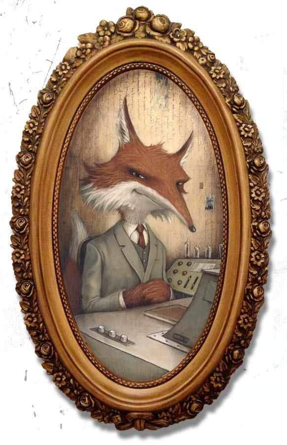 """""""Crazy Like A Fox"""""""