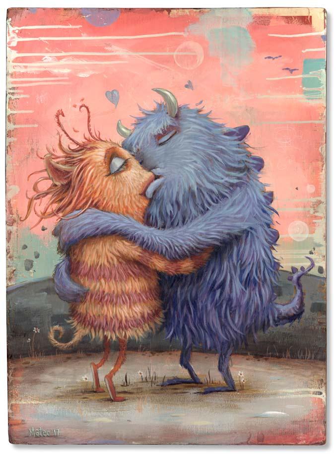 """""""Fuzzy Feelings"""""""