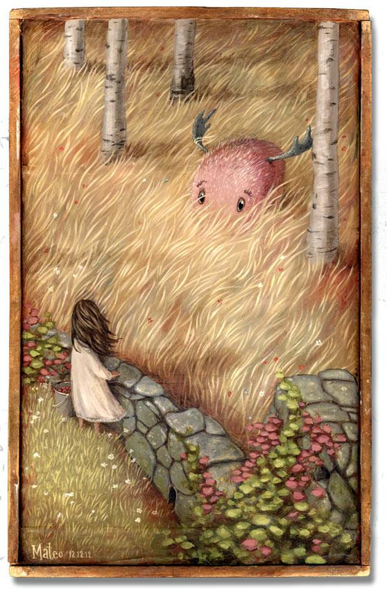 """Meadow Monster"""