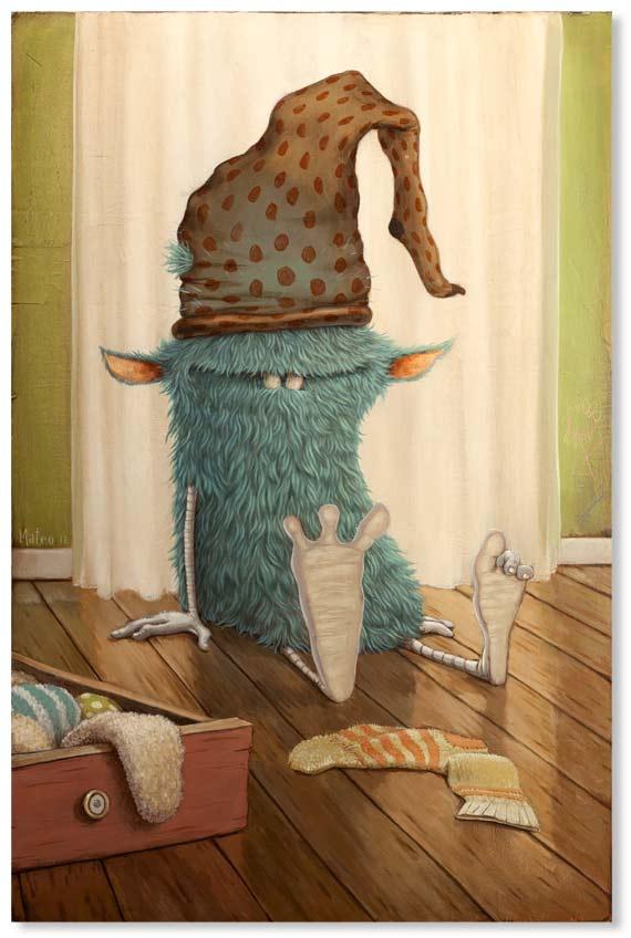 """""""The Sock Monster"""""""