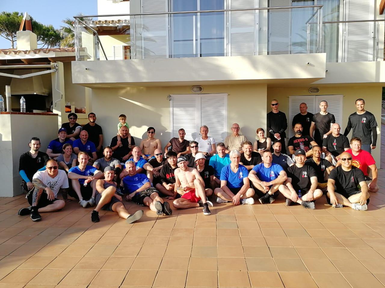 Week 1 - Menorca 2018
